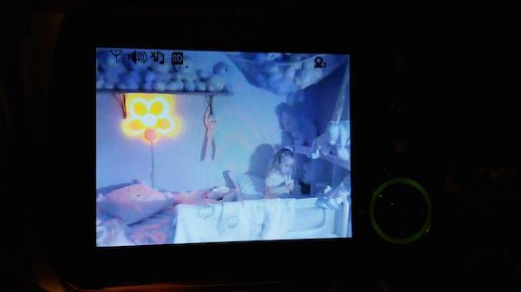 keera levana video monitor 2