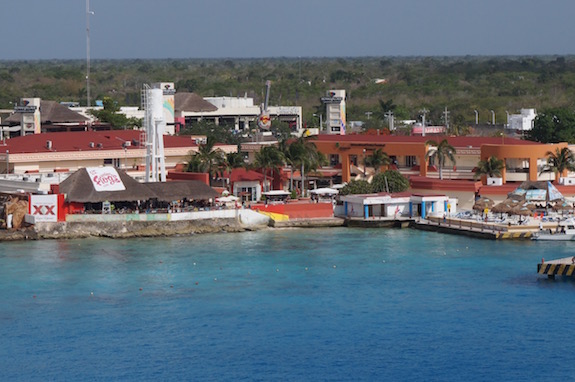 royal caribbean freedom seas cozumel 15