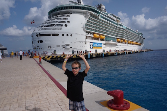 royal caribbean freedom seas cozumel 5