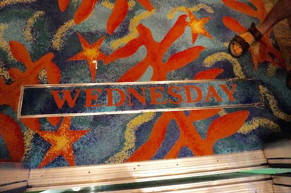 royal caribbean wednesday
