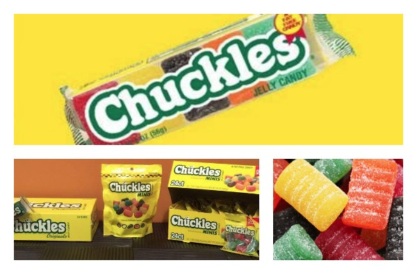 chuckles candy