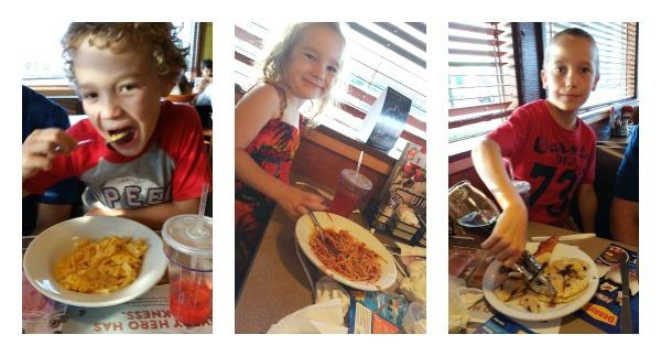 dennys kids food