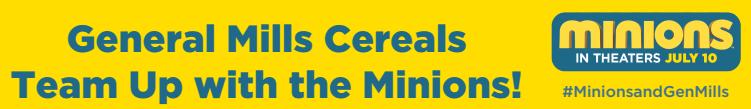 general mills minions 3