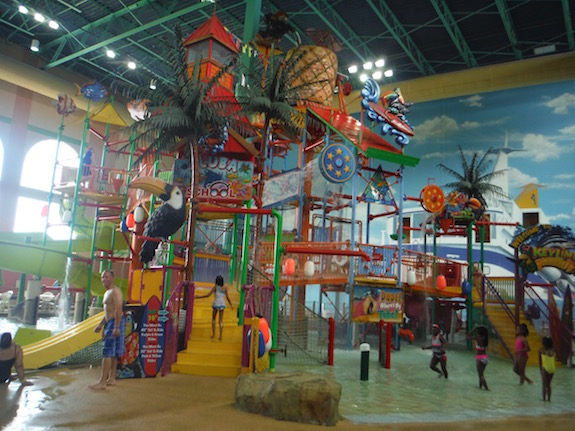 A Summer Staycation at KeyLime Cove Indoor Waterpark Resort (Gurnee, IL)