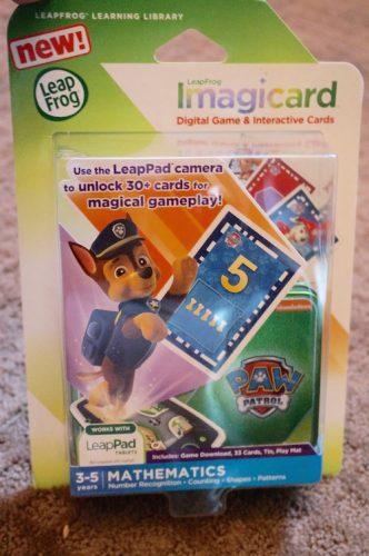 leappad imagicard 1