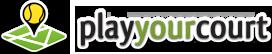 playyourcourt logo