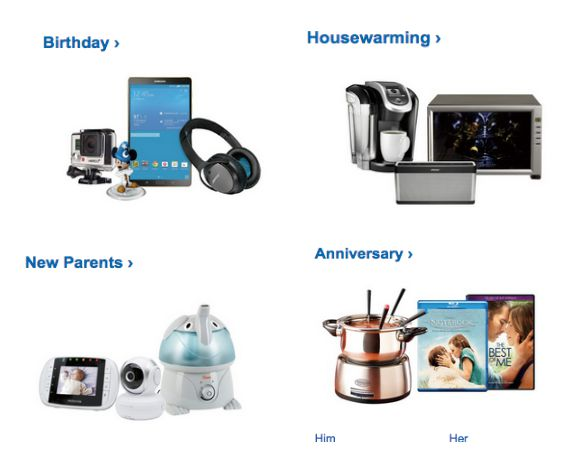Home entertainment gift ideas
