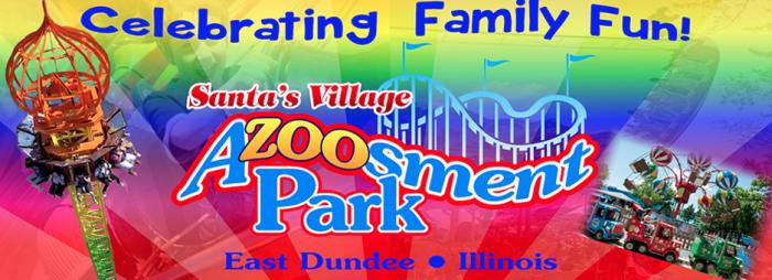 Santa's Village AZoosment Park {East Dundee, IL} @svazoosmentpark