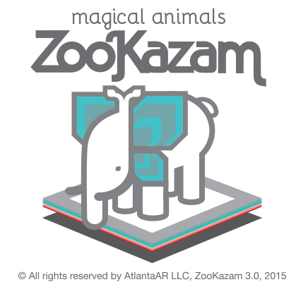 Bringing Animals & More to Life with Augmented Reality #zookazam