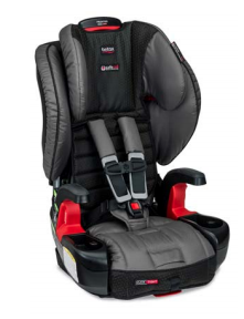 Brixy Helps Parents Get the Right Fit With the Britax Frontier ClickTight