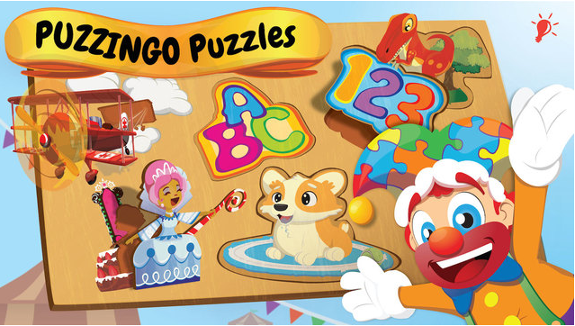 Puzzles, Puzzles & More Puzzles in the Puzzingo App