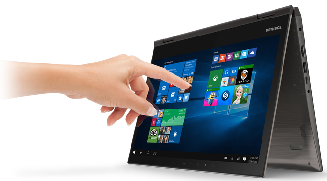 Gear Up With a Laptop Deisgned With Windows 10 in Mind #ad #RadiusAtBestBuy @ToshibaUSA @BestBuy