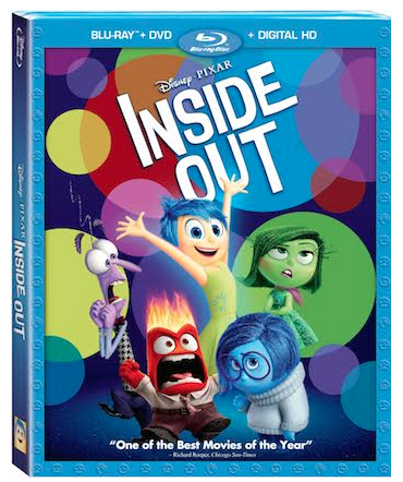 "Didn't Think I Would But I Loved ""Inside Out"" & Some Inside Out Coloring Sheets"