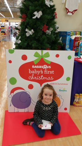 """Celebrating """"Baby's First Christmas"""" Thanks to Babies """"R"""" Us #BRUChristmas"""