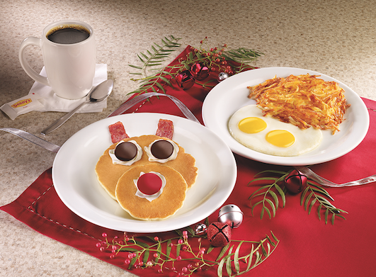 Getting Your Holiday Flavor Fix at Denny's #DennysDiners