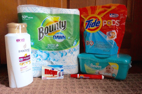 How I Save Time as a Parent & Shopping at Meijer
