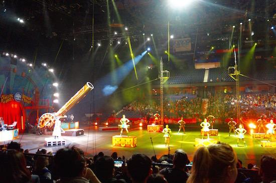 ringling circus xtreme 11