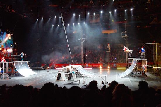 ringling circus xtreme 22