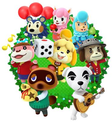 Animal Crossing amiibo Festival Bundle 1