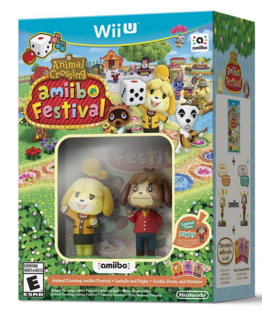 Wii U: Animal Crossing amiibo Festival Bundle