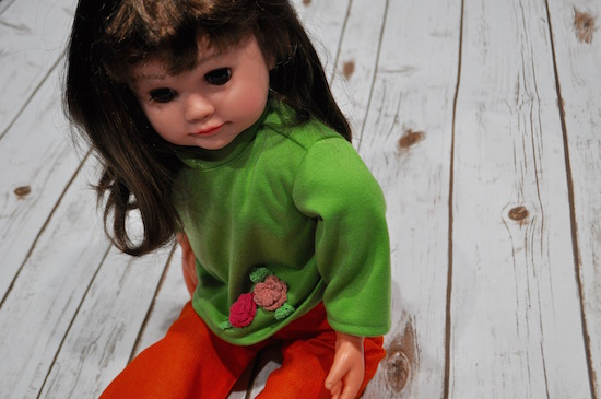 A Doll That Talks & Answers Questions – Ask Amy