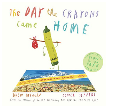 """""""The Day the Crayons Came Home"""" Book (& #Sweepstakes Today)"""