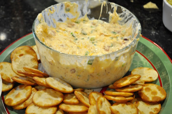 gooey cheese bacon dip 3