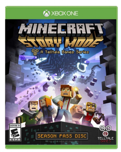 minecraft storymode xbox one