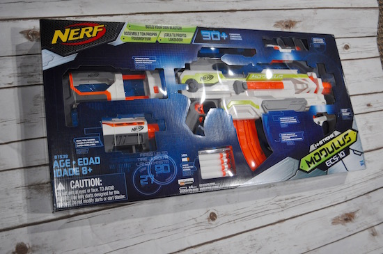 Getting Our Nerf On With the Nerf Modulus & ProBounce