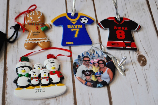 Personalized Ornaments & More at PersonalizationMall.com