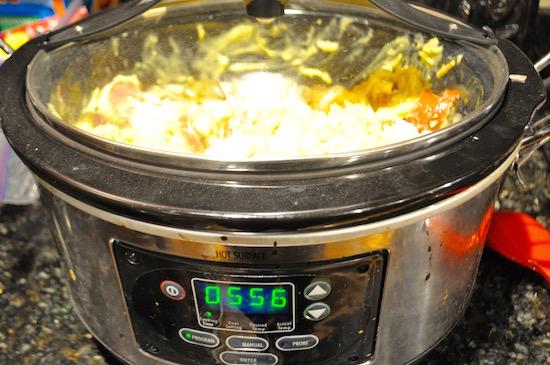 sausage cheese crock pot 3