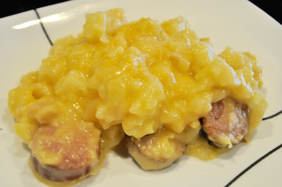 sausage cheese crock pot 6
