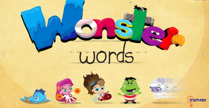 Words, Words & More Words in the Wonster Words App
