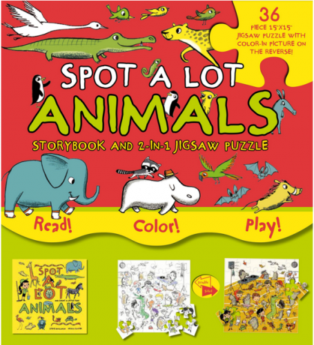 Spot A Lot Animals 1