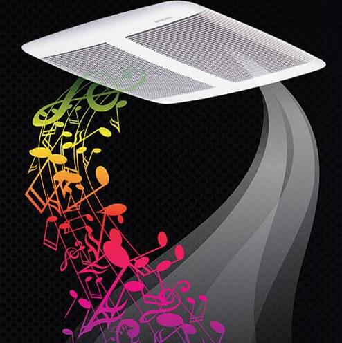 Loving Bluetooth® Wireless Technology in my Bathroom Fan