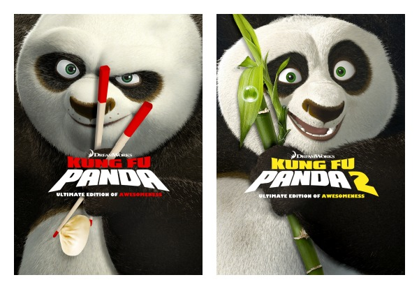 Get Ready for Kung Fu Panda 3 With the Re-Released Kung Fu Panda 1 & 2 DVDs #PandaInsiders @FoxHomeEnt @FHEInsiders