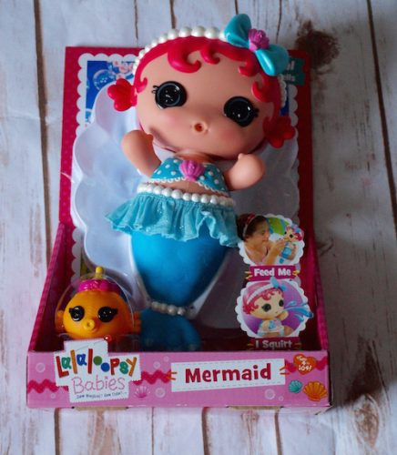 lalaloopsy mermaid doll 1