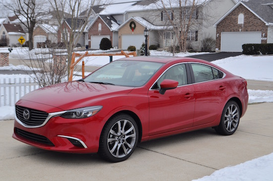 2016 Mazda6 i Grand Touring {Car Review} @DriveShopUSA @MazdaUSA