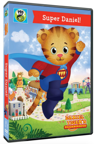 Daniel Tigers Neighborhood Super Daniel