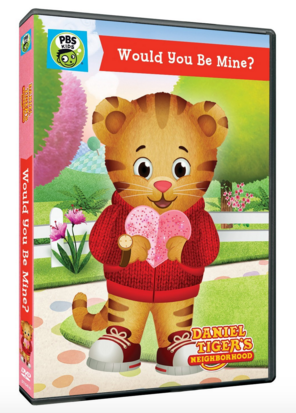 Daniel Tigers Neighborhood Would You Be Mine