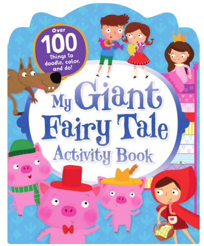 My Giant Fairy Tale Activity Book