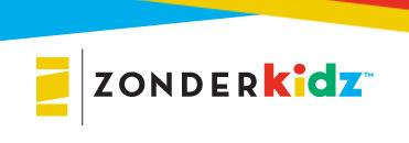Zonderkidz logo