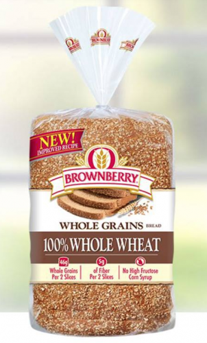 brownberry wheat bread