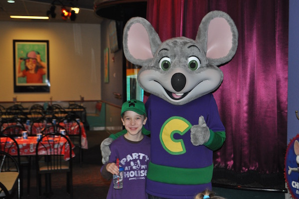 """""""Best Birthday Party…Ever"""" From my 9 Year Old on Chuck E. Cheese's VIP Birthday Party (And You Can Host One Too!)"""
