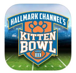 Don't Miss the #KittenBowl Sunday 2/7 @HallmarkChannel & Some Fun Apps