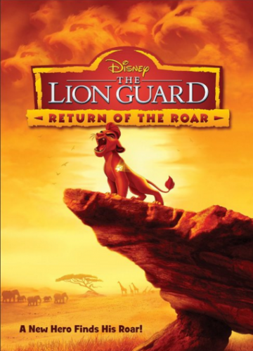 """A New Team is Back in the Pride Lands in """"The Lion Guard: Return of the Roar"""""""
