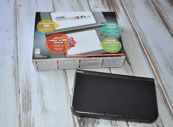 Gaming on the Go With the Nintendo 3DS XL
