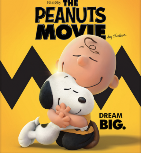 peanuts movie digital