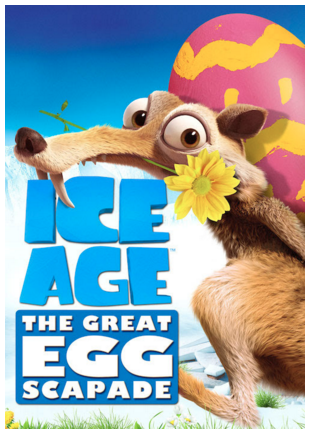 Ice Age The Great Egg-scapade