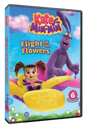 """Kate & Mim-Mim: Flight of the Flowers"""